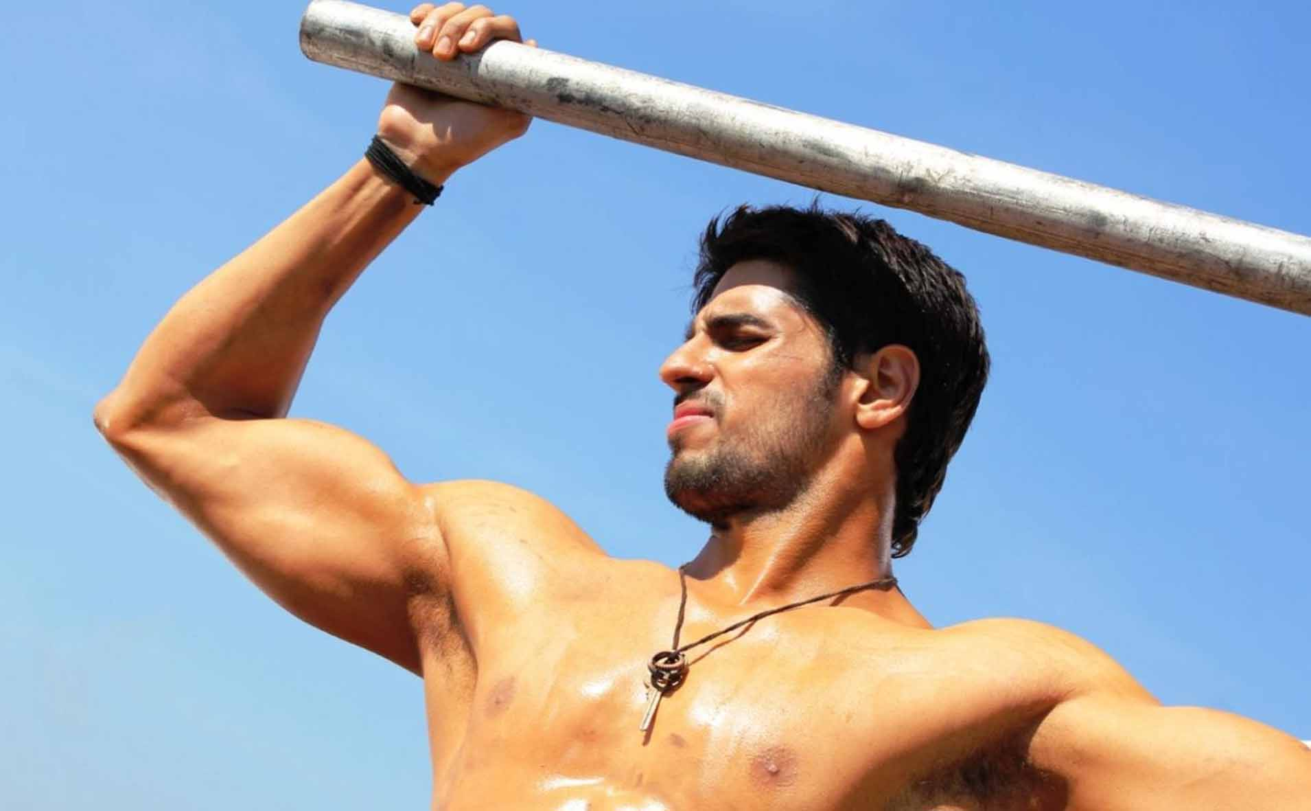 Sidharth Malhotra HD Photos