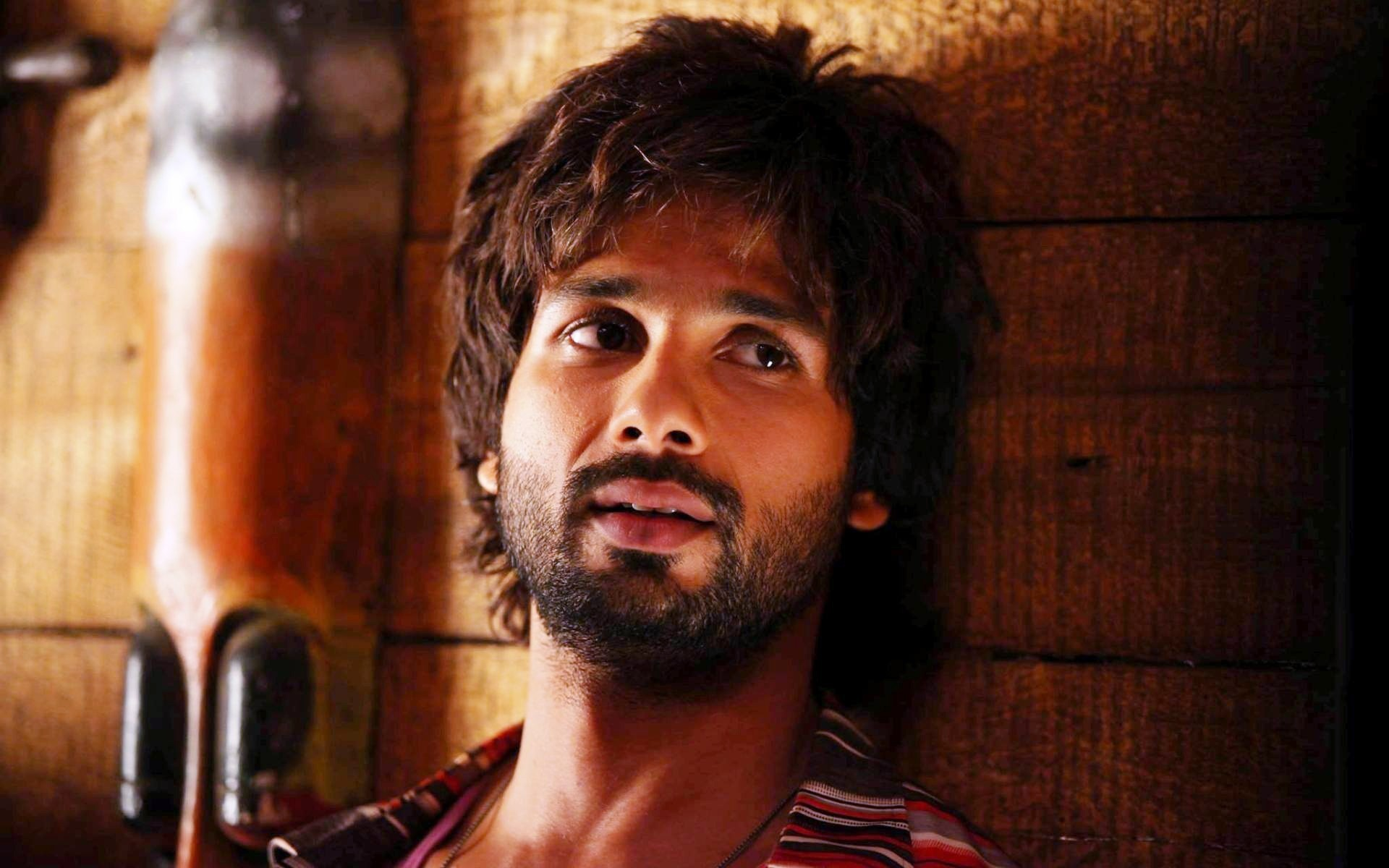 Bollywood Actor Shahid Kapoor