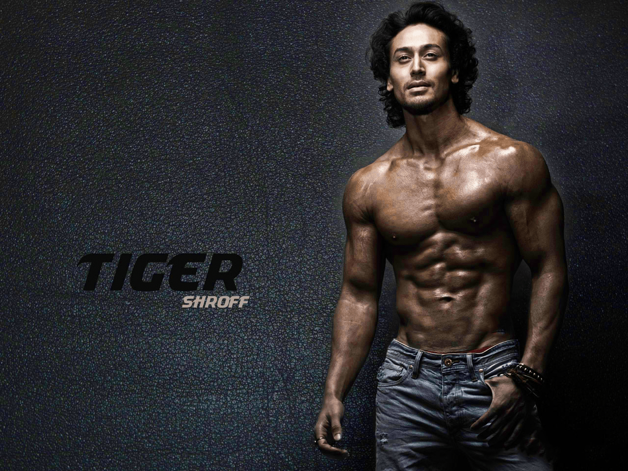 Tiger Shroff New Photos