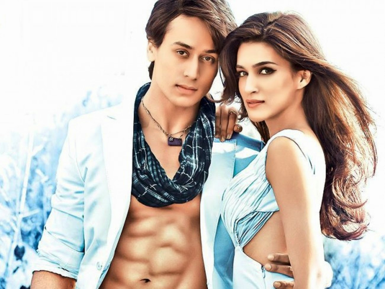 Tiger Shroff Photo Album