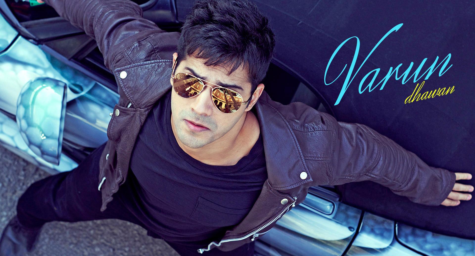 Varun Dhawan New Photos