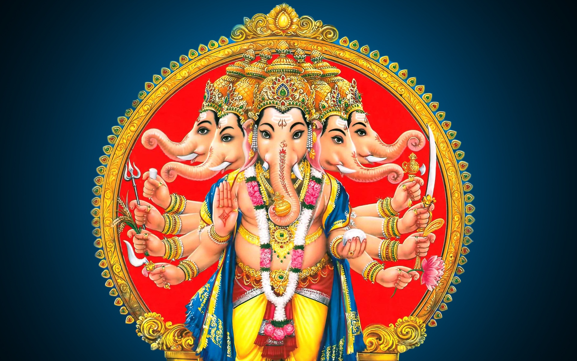 Lord Ganesha Pictures Hd