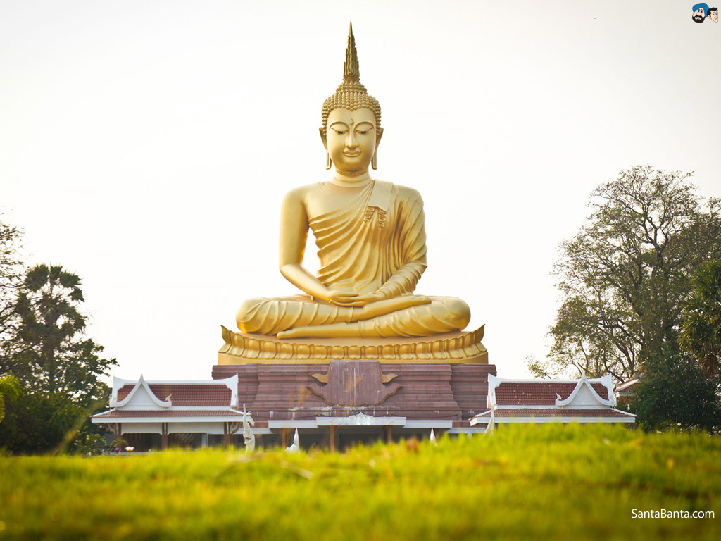 Photo of Gautam Buddha