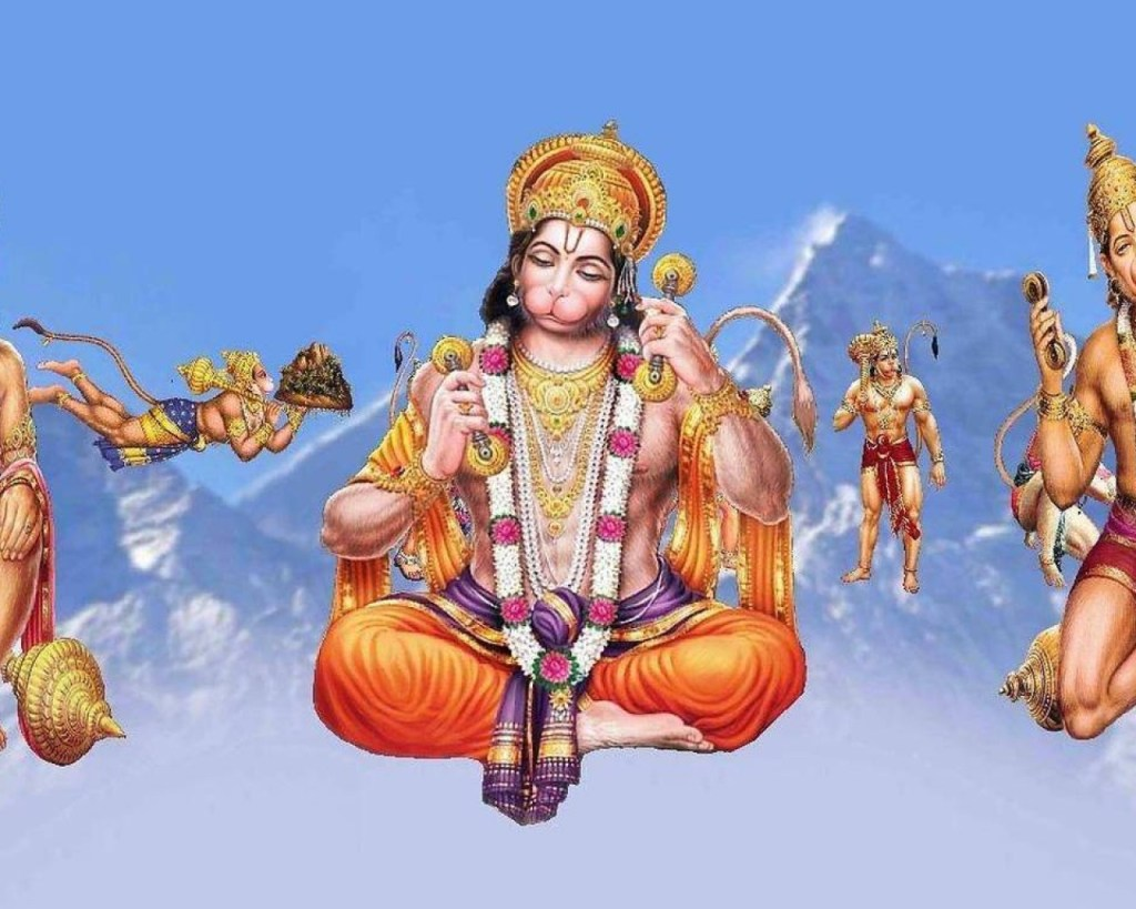 Hanuman Ji Wallpapers for Desktop