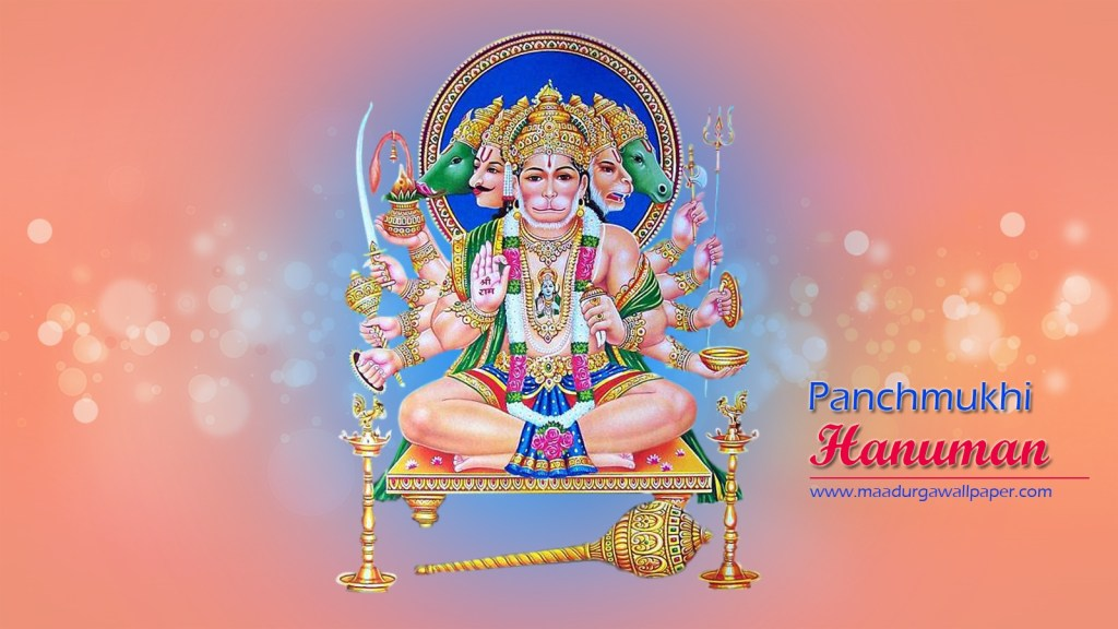 God Hanuman Images
