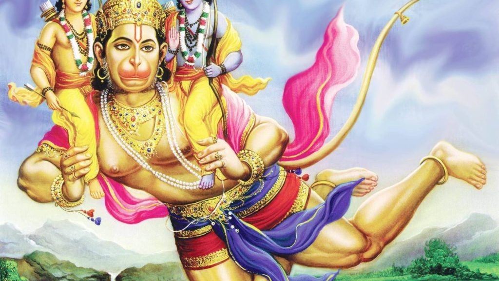 Lord Hanuman Wallpapers for Mobile