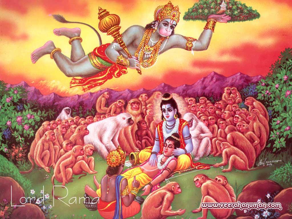 Shri Hanuman Image