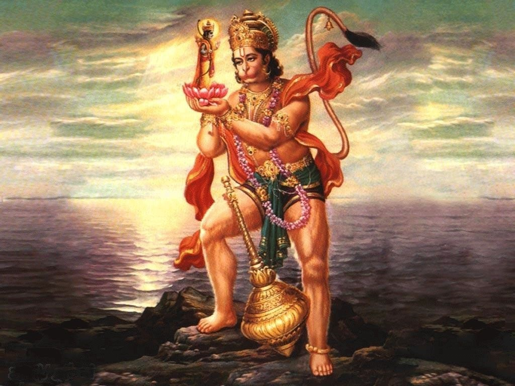 Lord Hanuman Images & HD Bajrang Bali Hanuman Photos Download [#10]