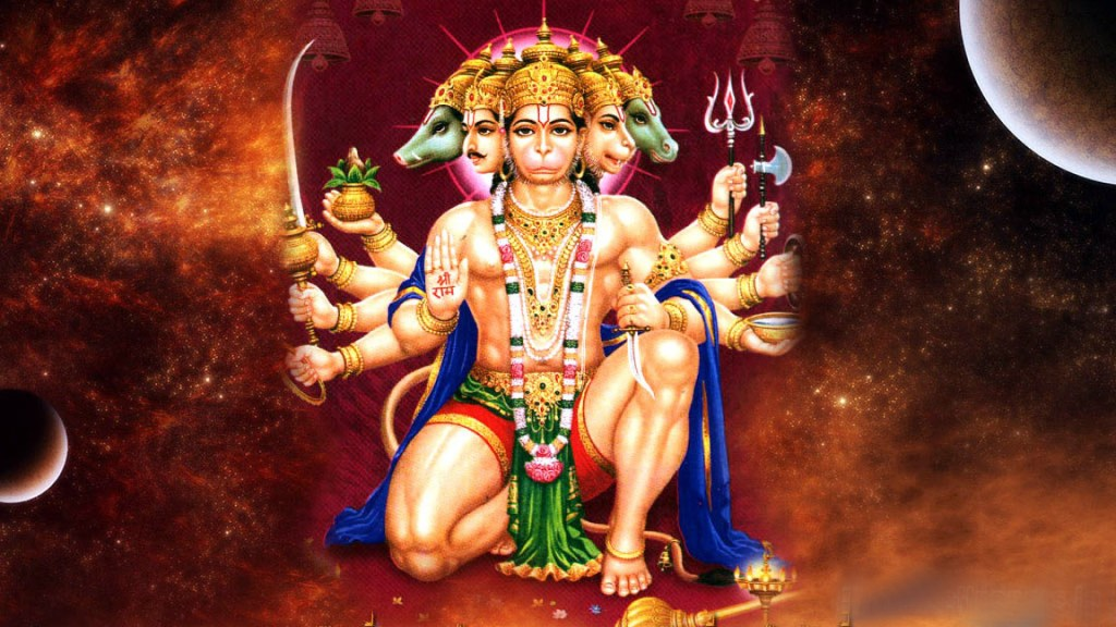 Lord Hanuman Images & HD Bajrang Bali Hanuman Photos Download [#12]