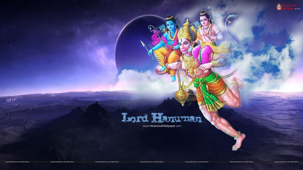 Lord Anjaneya Photos