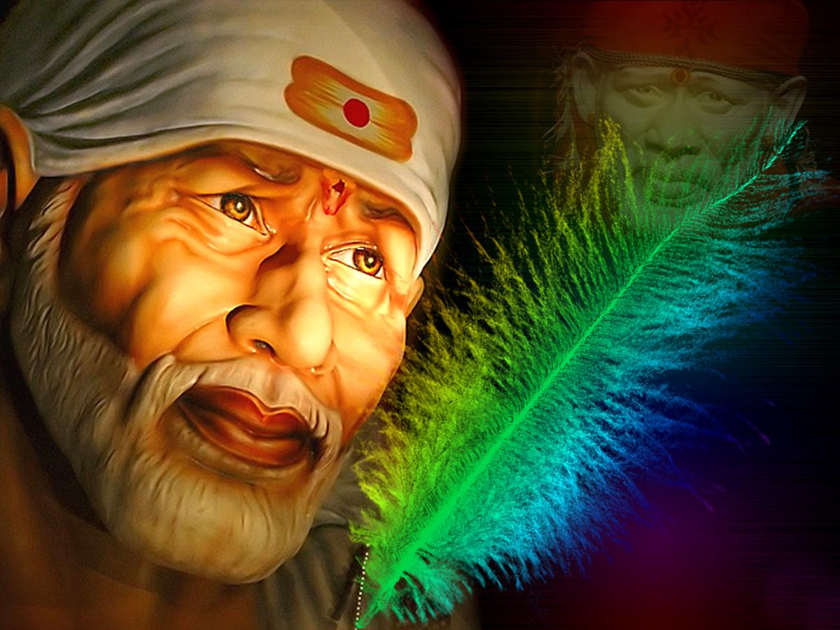 New 55 HD Sai Baba Images Photos Wallpapers for Mobile & Desktop