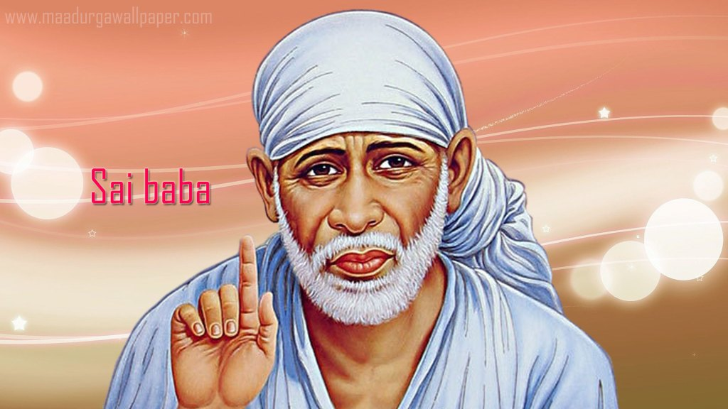 Sai Baba ka Photo