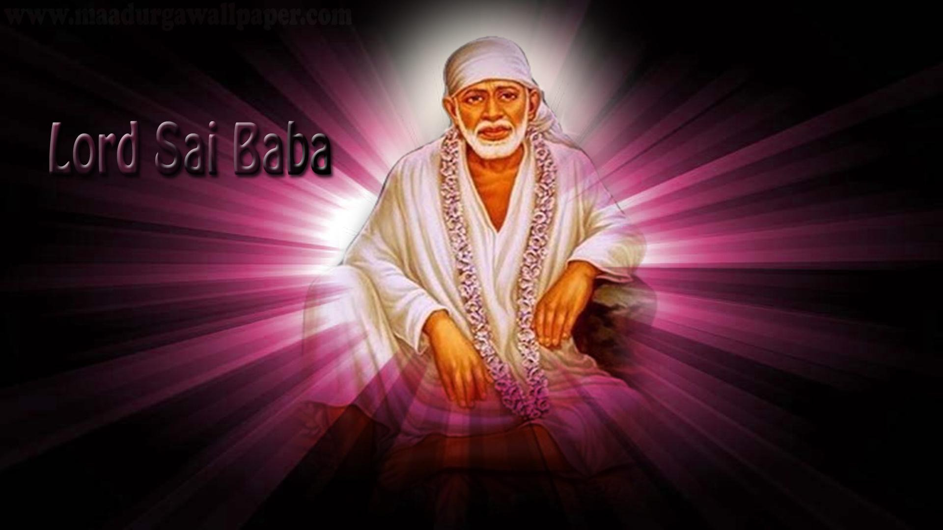 Sai Baba Wallpapers HD