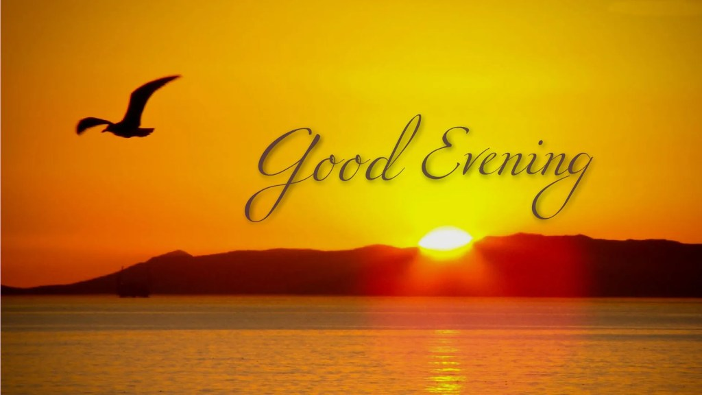 good evening hd wallpapers