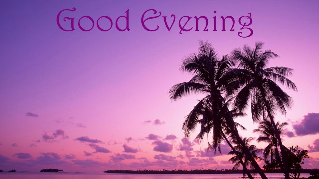 beautiful evening pictures