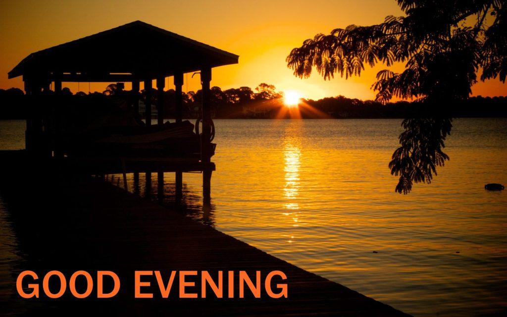 evening photos