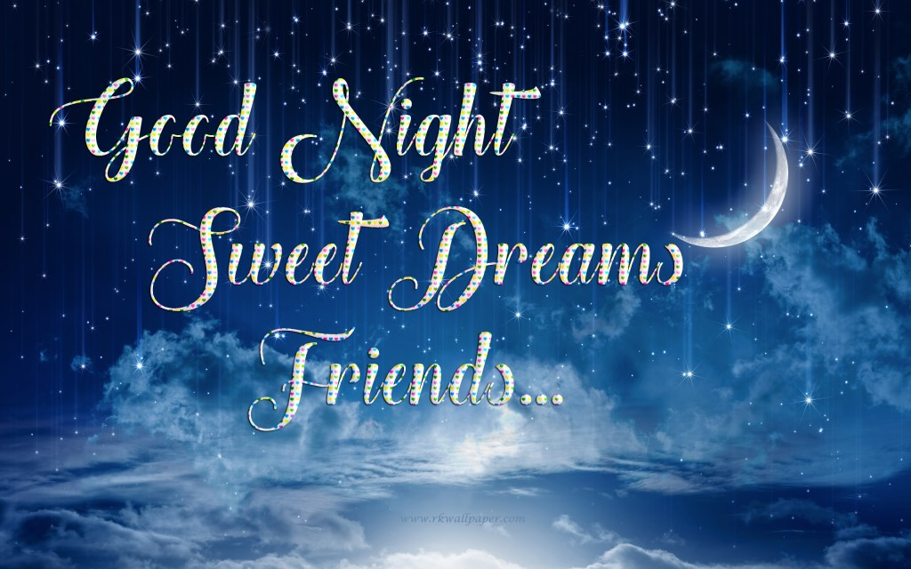 good night love wallpaper