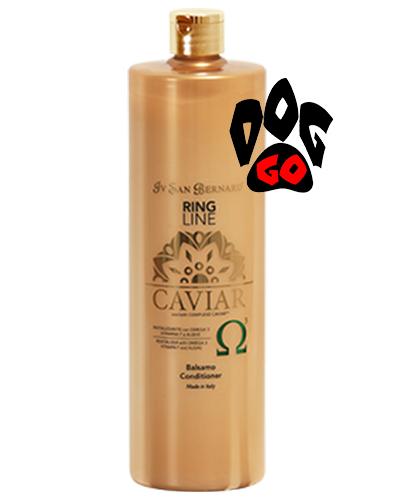 Кондиционер Iv San Bernard Caviar для собак и кошек (Быстрое смягчение и питание) BALCAV1000 1 л.