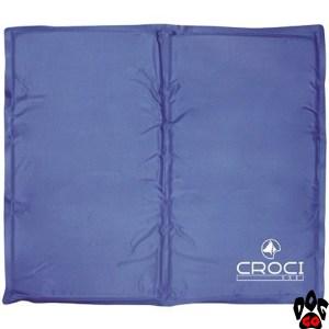 Коврик охлаждающий для собак CROCI, синий - 5