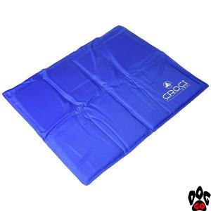Коврик охлаждающий для собак CROCI, синий - 4