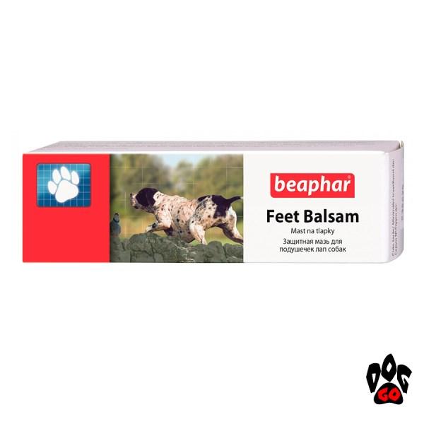 Мазь для лап собак BEAPHAR Feet Balsam, 40 мл