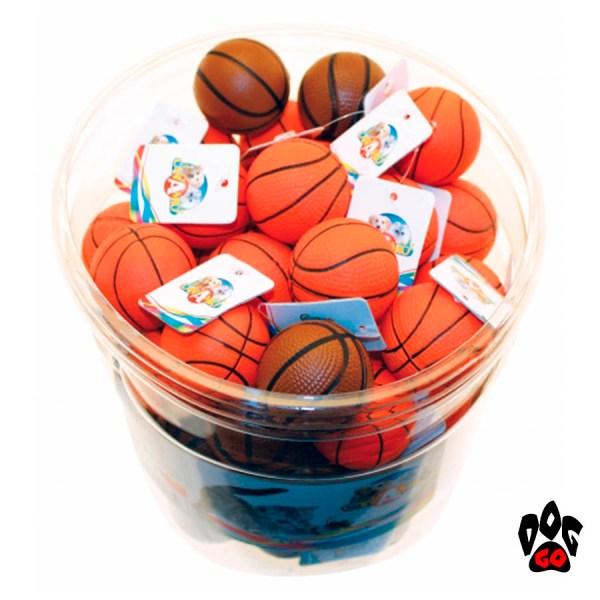 Шарики для кошек CROCI Баскетбольный мячик, 4 см