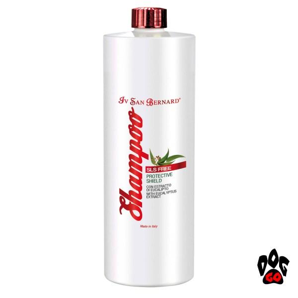 Iv San Bernard Шампунь для собак от блох PROTECTIVE SHIELD SLS FREE, защитный-1