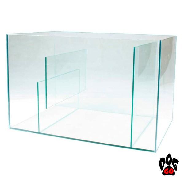 Поддон для аквариума AMTRA SUMP, Риф 90 или 120, стеклянный, 65х38х38см
