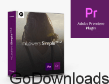 Motionvfx mLowers Simple 2 for Premiere Free Download