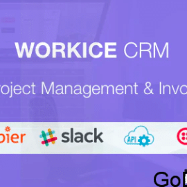 CodeCanyon – Workice v2.1.0 – The Ultimate Freelancer CRM – 23698199
