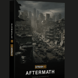 Kitbash3D – Aftermath Free Download