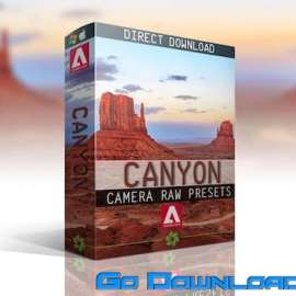 LandscaPhoto – CANYON – CAMERA RAW COLLECTION