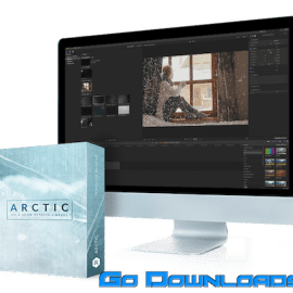 RocketStock Arctic 79 High Quality Snow, Ice and Frost Video Effects Free Download