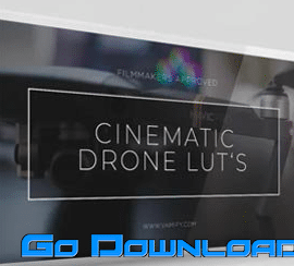 Vamify – Cinematic Drone Luts Free Download