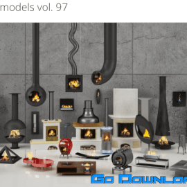 Evermotion Archmodels vol. 97 Free Download