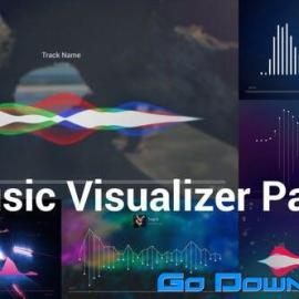 Videohive Music Visualizer Pack Free Download