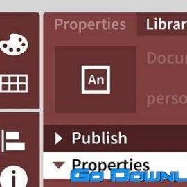 Lynda – Learning Adobe Animate CC Free Download