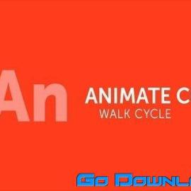 TrainSimple – Animate CC Creating a Walk Cycle Free Download