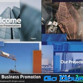 Videohive Corporate Business Presentation Free Download