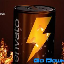 Videohive Energy Drink Intro Free Download