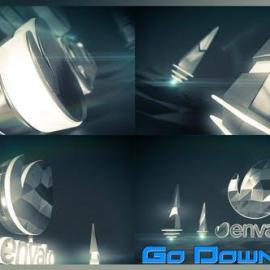 Videohive Neon In Dark Intro 21965907 Free Download