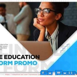 Videohive Online Education Platform Promo Free Download