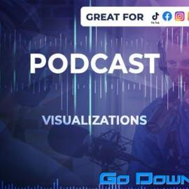 Videohive Podcast Visualizations Free Download