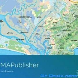 Avenza MAPublisher for Adobe Illustrator 10.7 Free Download