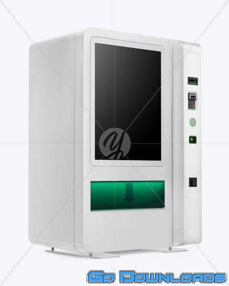 Ready in ai, svg, eps or psd. Vending Machine Mockup 75962 Free Download Godownloads Net Official Website