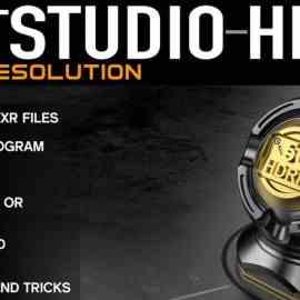 Gumroad – 50+ High Quality Studio HDRI Pack Free Download