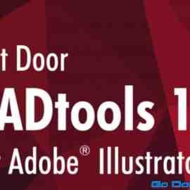 Hot Door CADtools 12.1.7 for Adobe Illustrator Free Download