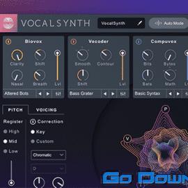 iZotope Vocal Bundle Free Download (Full+Crack)