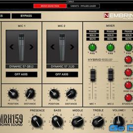 NA MRH159 Brown Sound Guitar Amplifier Free Download
