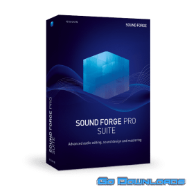 Sound Forge Pro Suite 15 Free Download [FULL+CRACK]
